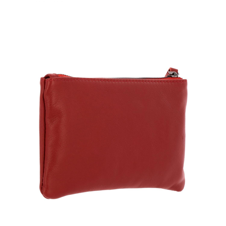 Handbag women Marc Ellis red 2