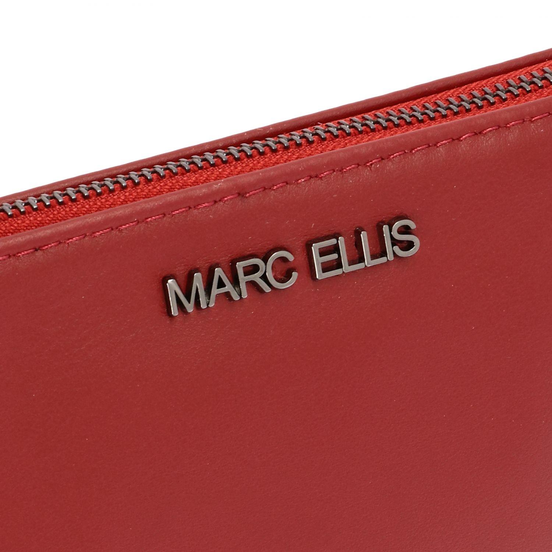 Handbag women Marc Ellis red 3