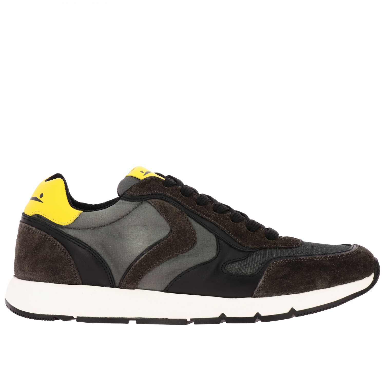 Trainers men Voile Blanche charcoal 1