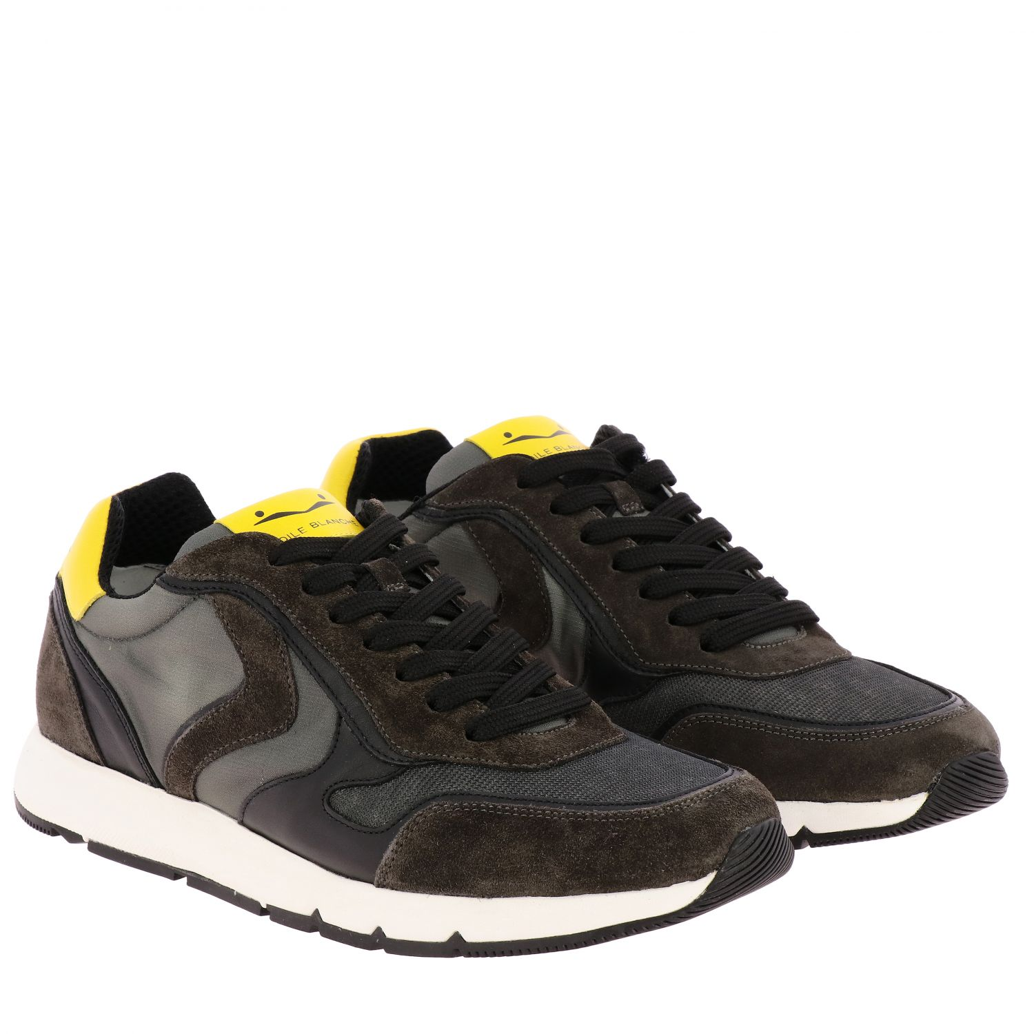 Trainers men Voile Blanche charcoal 2