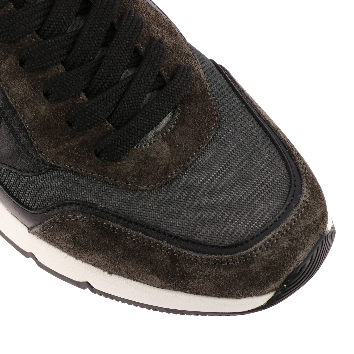 Trainers men Voile Blanche charcoal 4
