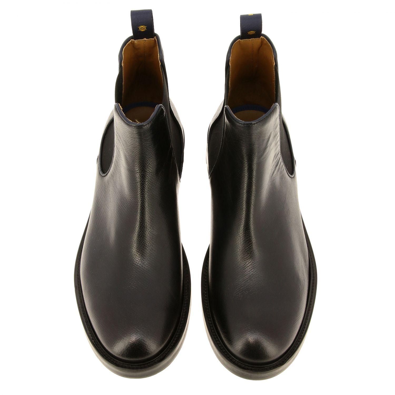 Shoes men Brimarts blue 3