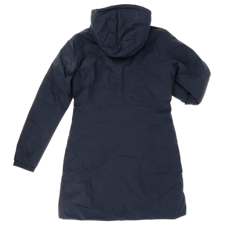 Jacket kids K-way blue 2