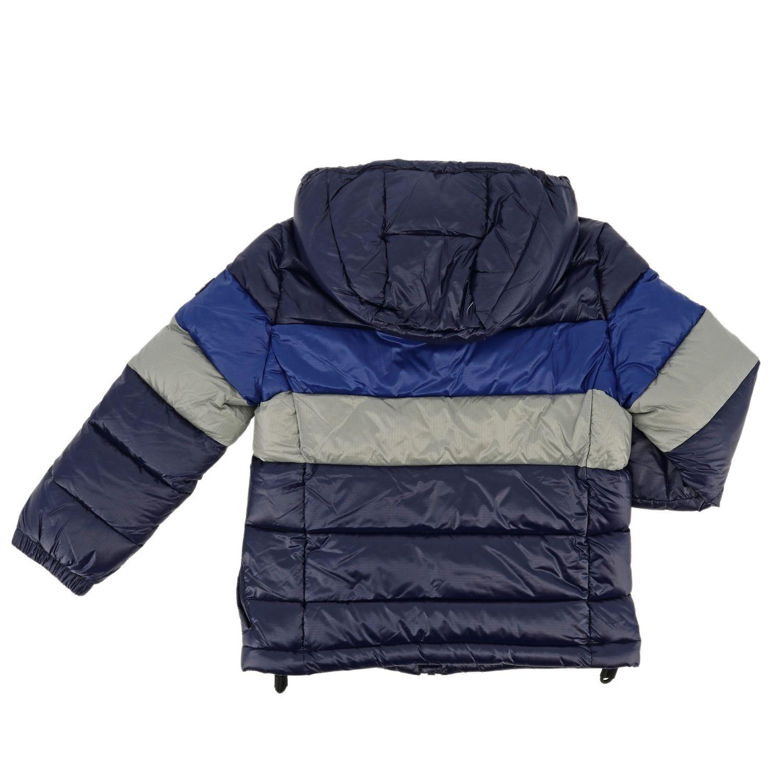 Jacket kids Peuterey blue 2