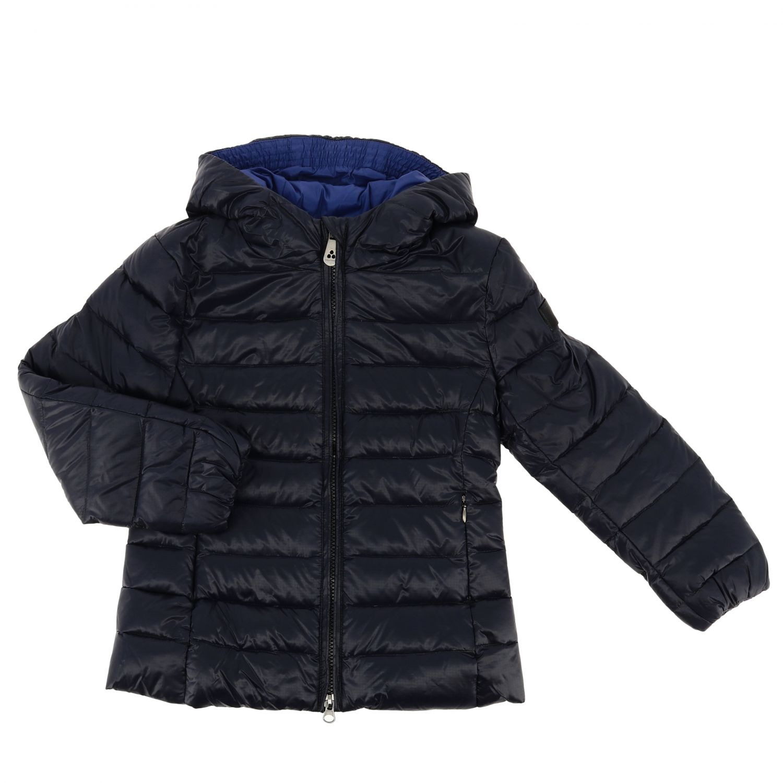 Giacca bambino Peuterey blue navy 1