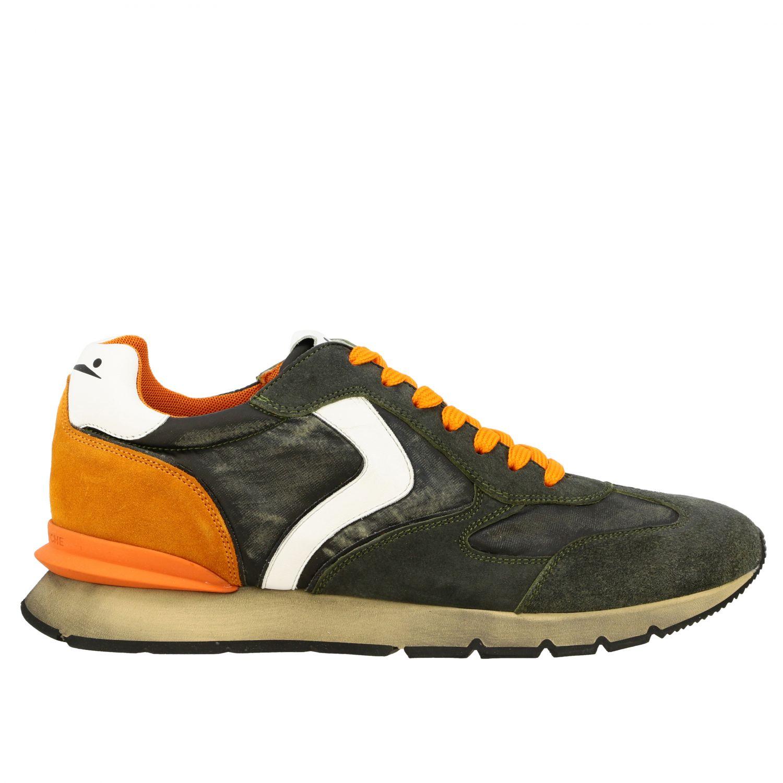 Sneakers uomo Voile Blanche militare 1