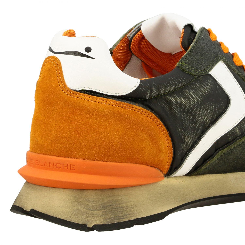 Sneakers uomo Voile Blanche militare 5