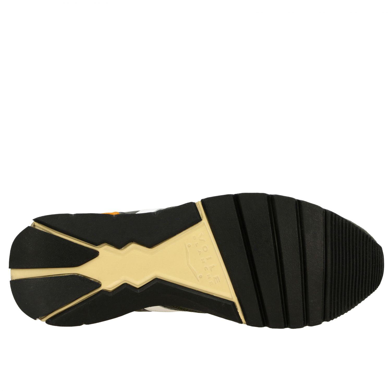 Sneakers uomo Voile Blanche militare 6