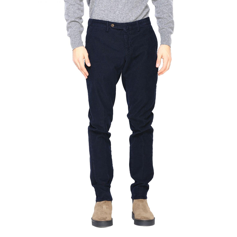 裤子 男士 Siviglia 蓝色 1