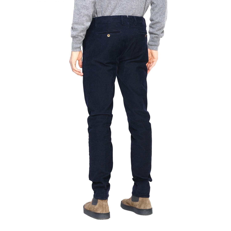 裤子 男士 Siviglia 蓝色 3