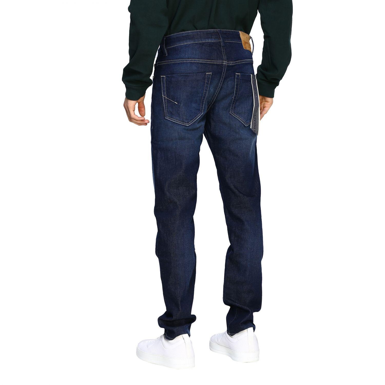 Jeans Siviglia: Pantalón hombre Siviglia índigo 3