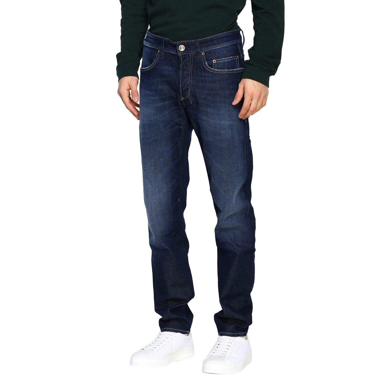 Jeans Siviglia: Pantalón hombre Siviglia índigo 4