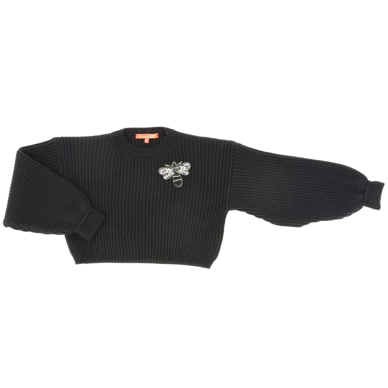 Sweater kids Loredana black 1
