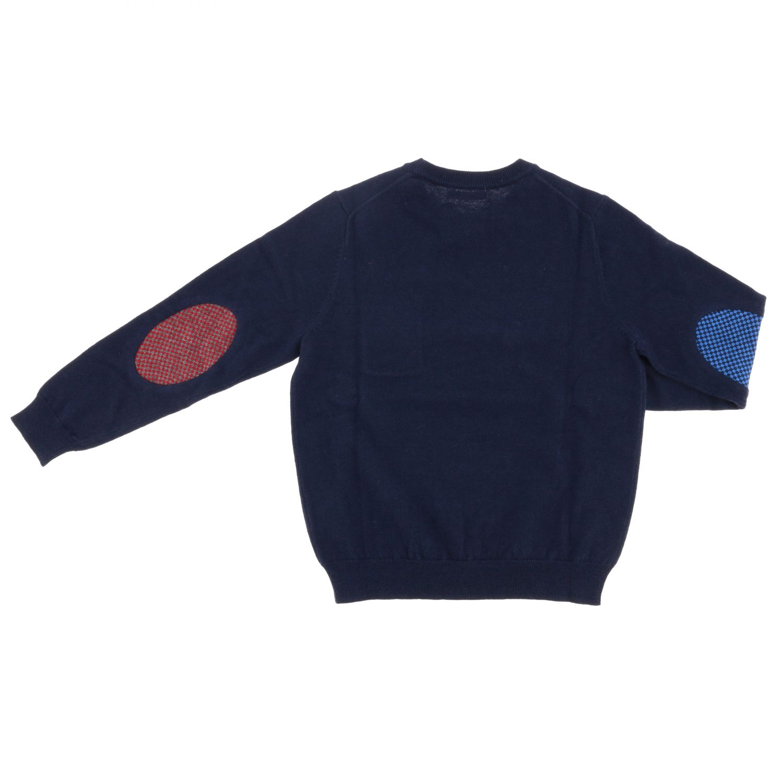 Maglia Sun 68: Maglia bambino Sun 68 blue 2