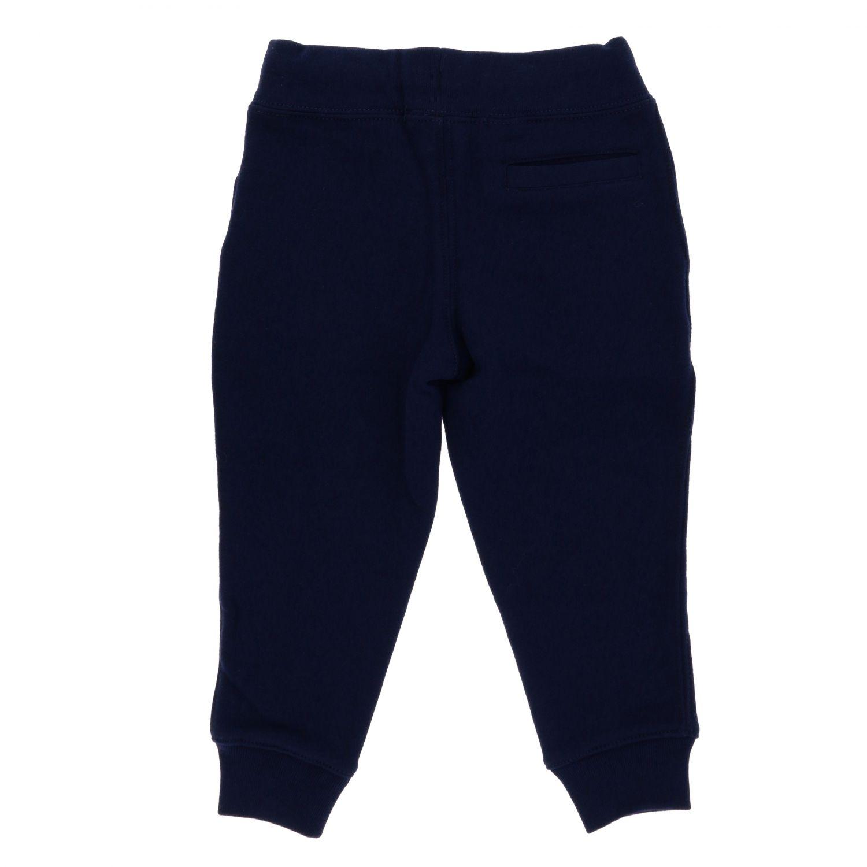Pantalone bambino Polo Ralph Lauren Toddler blue 2