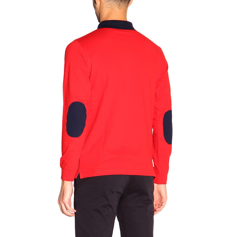 Camiseta hombre Sun 68 rojo 3