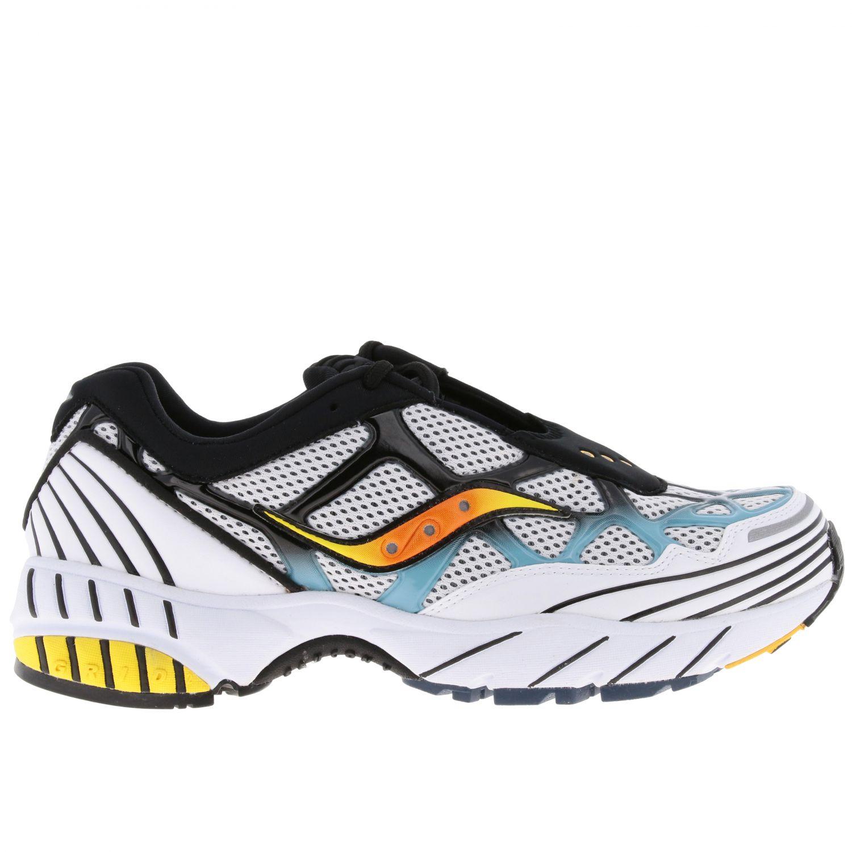 Sneakers herren Saucony weiß 1
