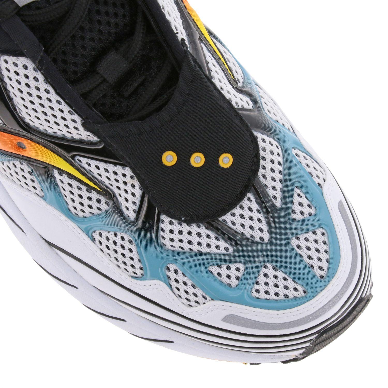 Sneakers herren Saucony weiß 4