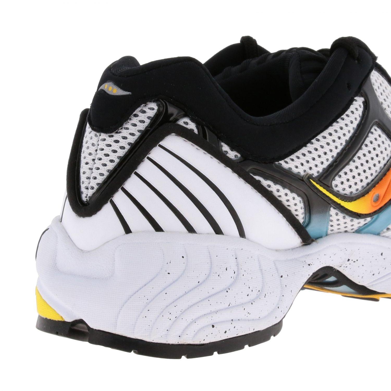Sneakers herren Saucony weiß 5
