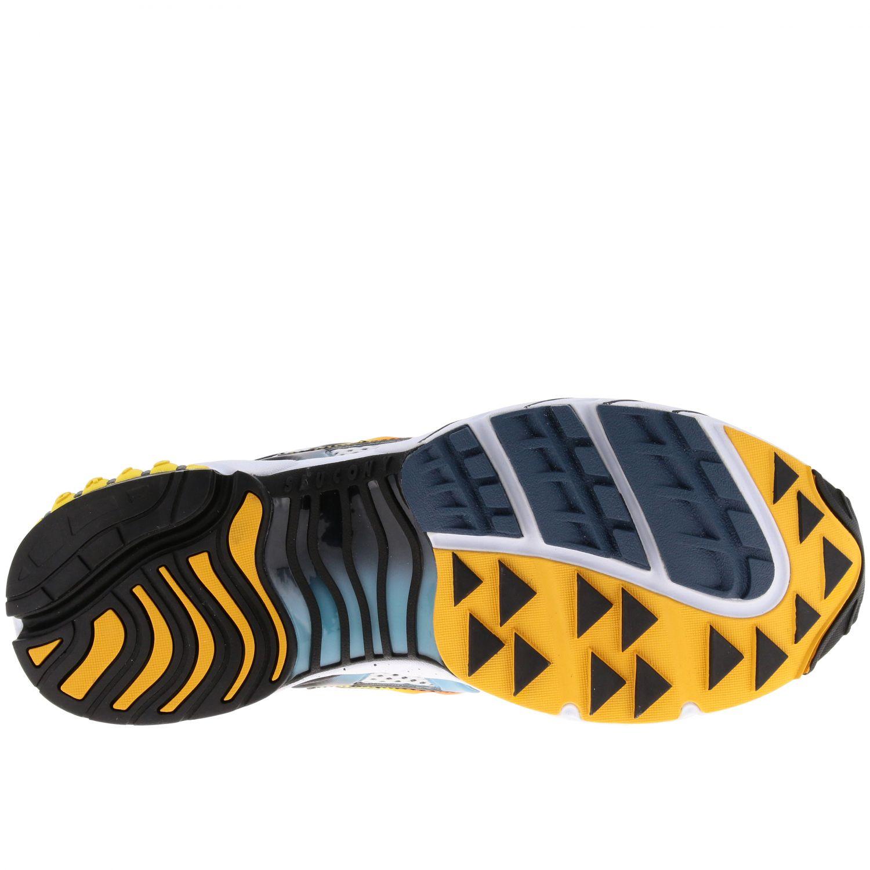 Sneakers herren Saucony weiß 6