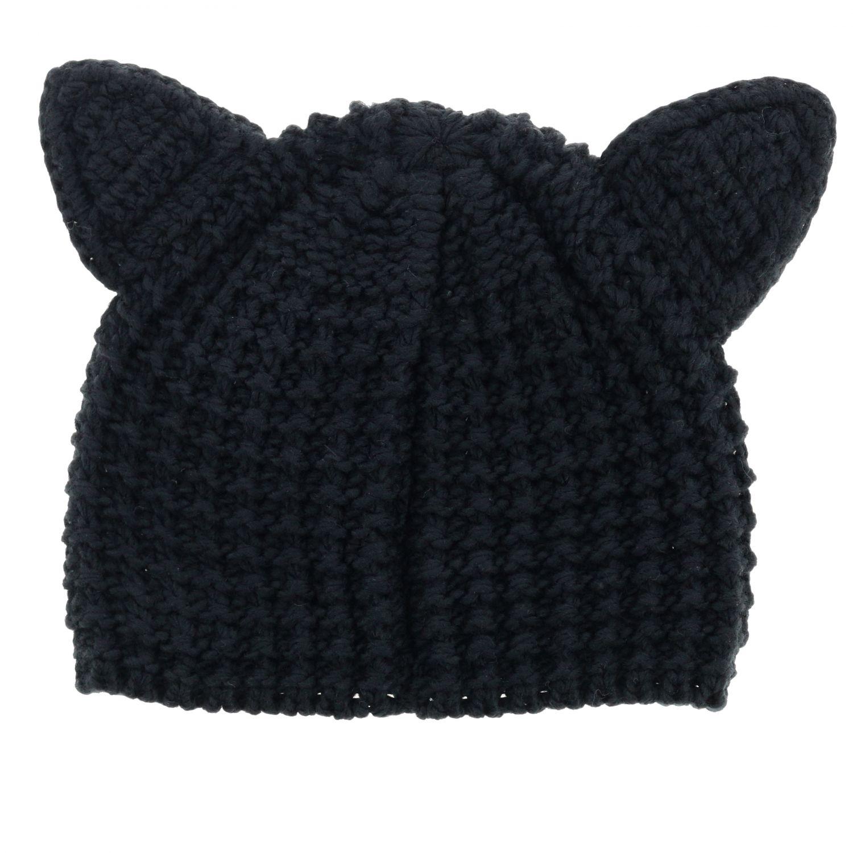 Sombrero mujer Karl Lagerfeld negro 2