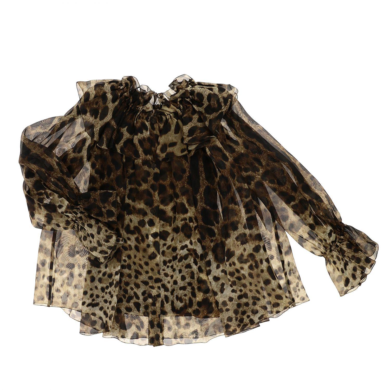 Camicia Dolce & Gabbana: Camicia bambino Dolce & Gabbana fantasia 1