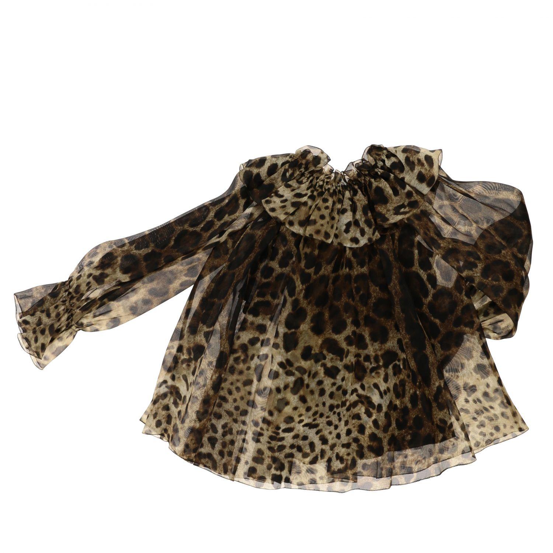 Camicia Dolce & Gabbana: Camicia bambino Dolce & Gabbana fantasia 2