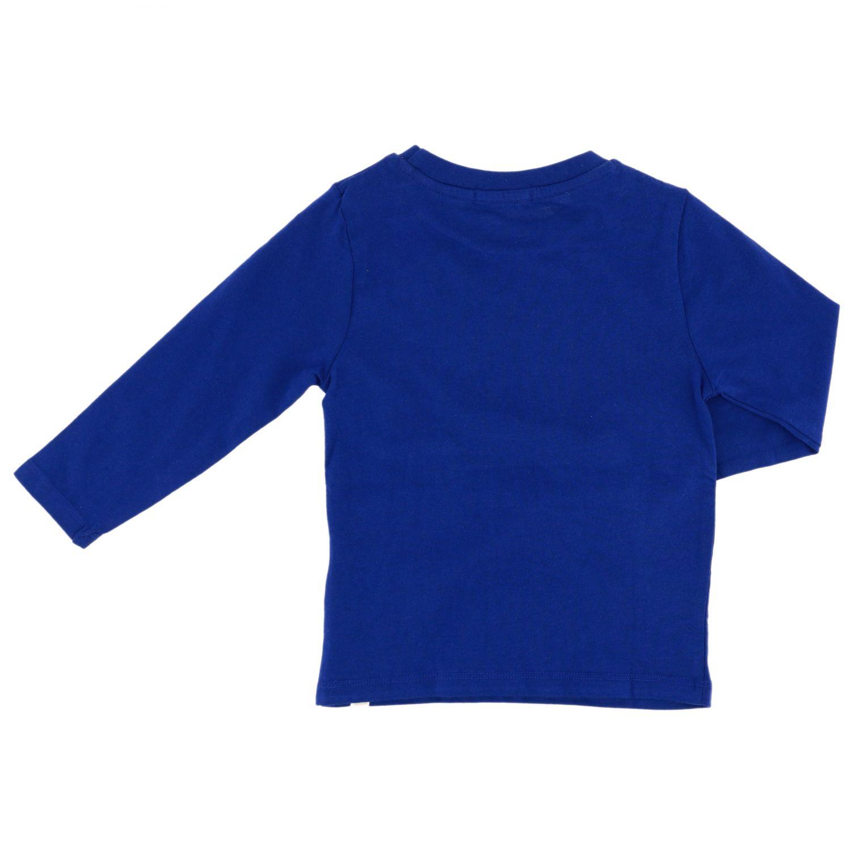 Camiseta niños Billybandit azul oscuro 2