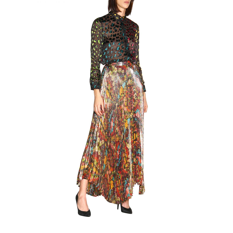 Skirt Alice+Olivia: Skirt women Alice+olivia multicolor 2