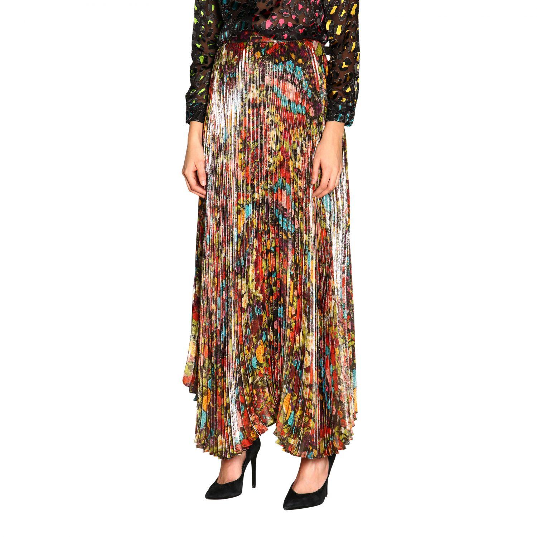 Skirt Alice+Olivia: Skirt women Alice+olivia multicolor 4