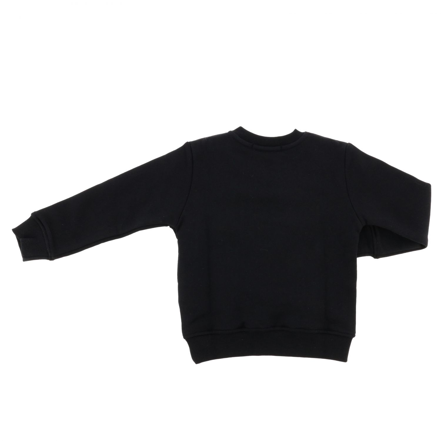 Sweater kids Msgm Kids black 2