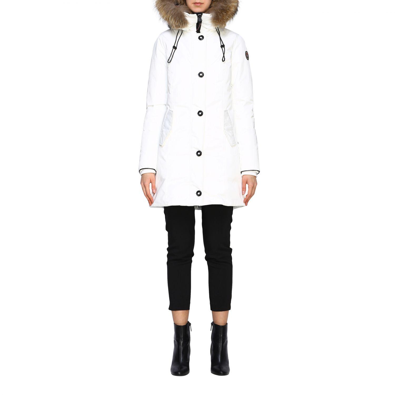 Jacket women Museum white 1
