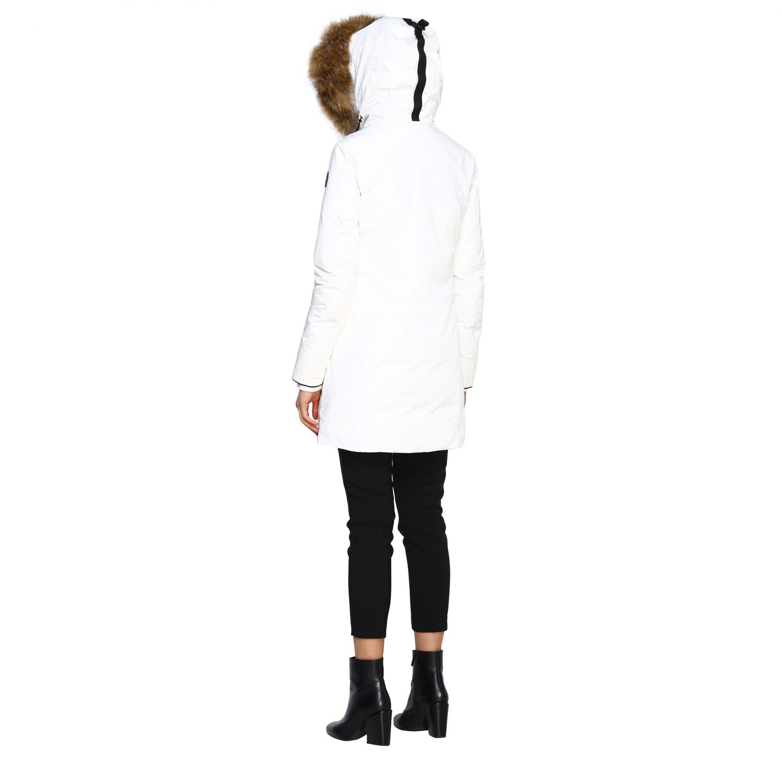 Jacket women Museum white 3