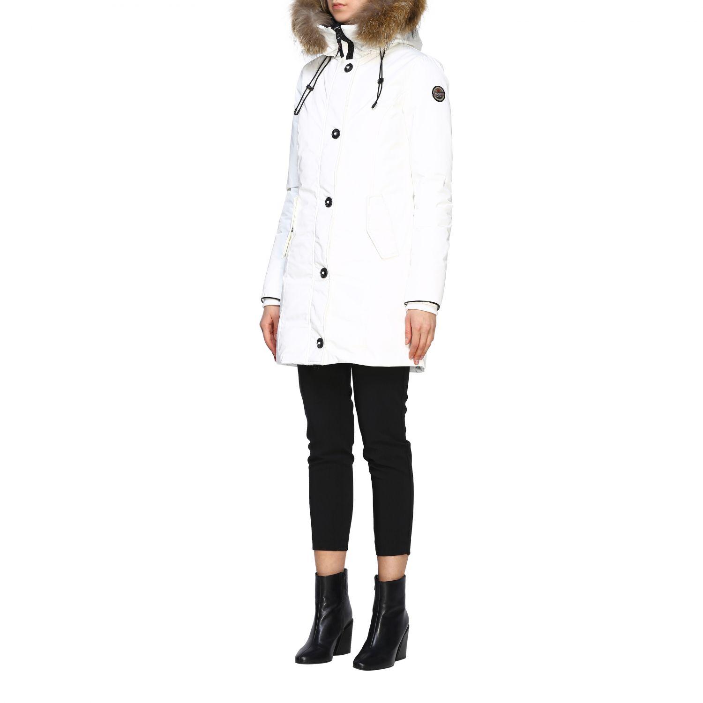 Jacket women Museum white 4