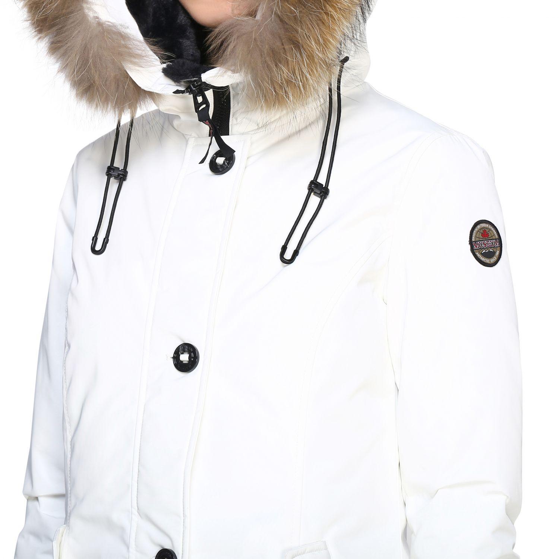 Jacket women Museum white 5