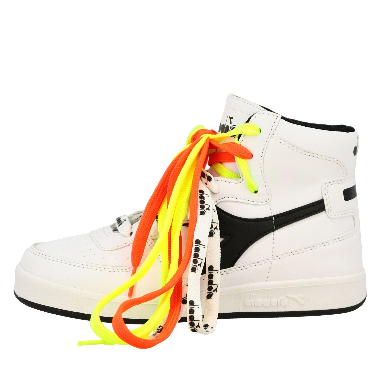 Zapatos niños Diadora fantasía 1