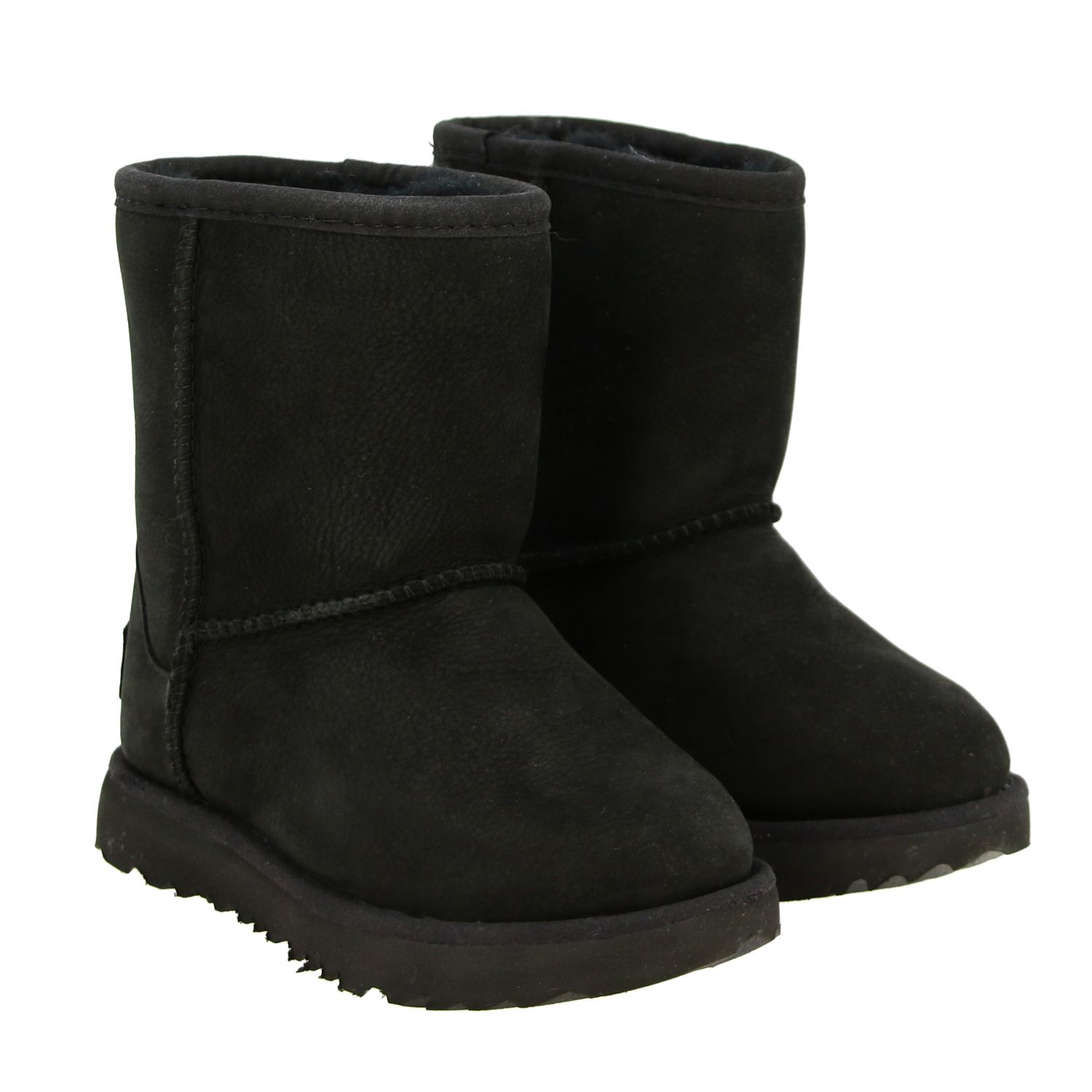 Shoes kids Ugg Australia black 2