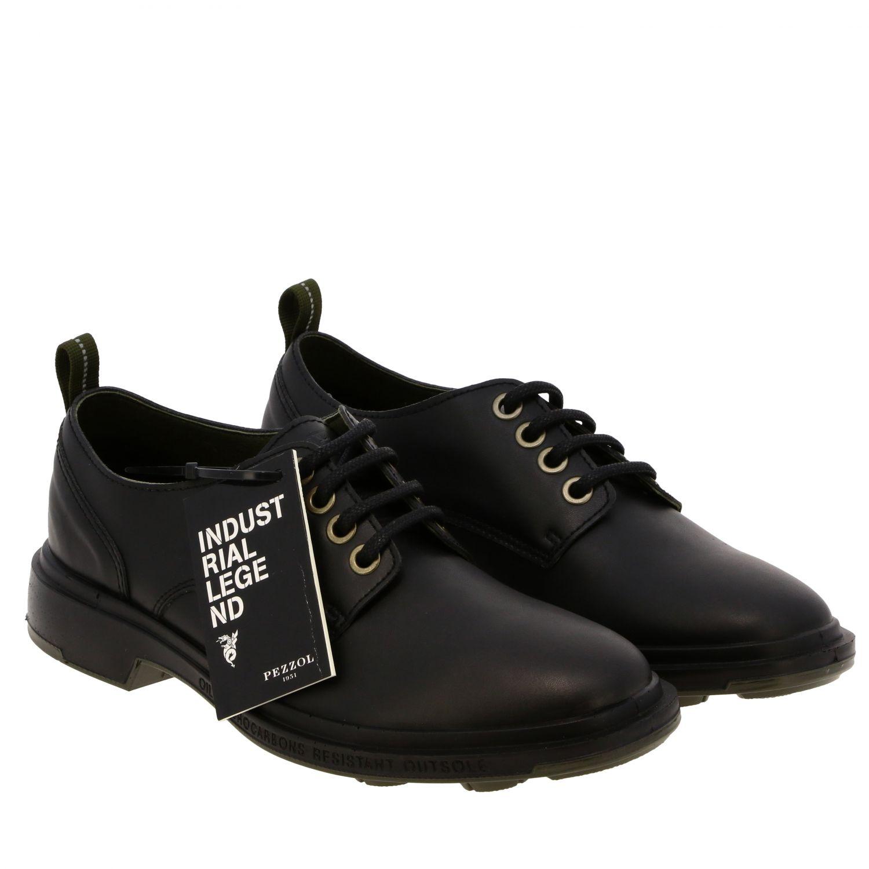 Обувь Мужское Pezzol черный 2