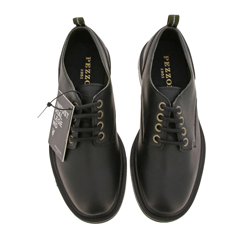 Обувь Мужское Pezzol черный 3