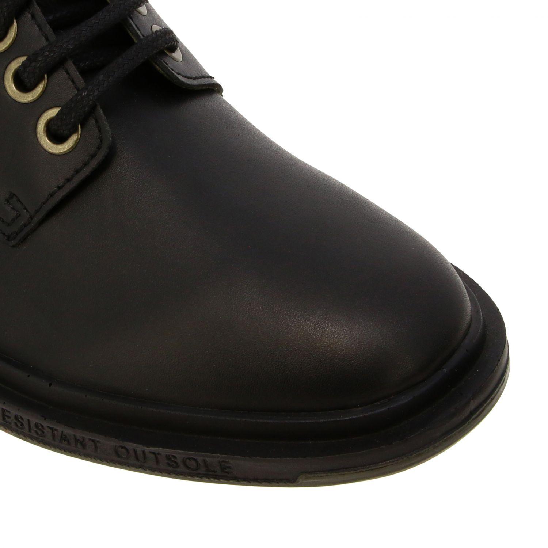 Обувь Мужское Pezzol черный 4
