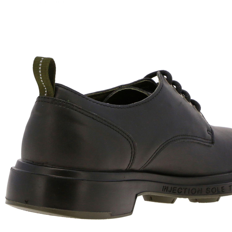 Обувь Мужское Pezzol черный 5