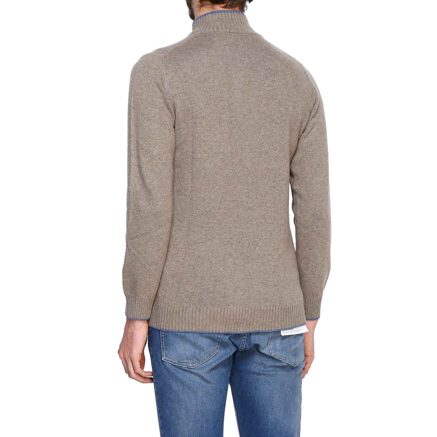 Pull homme North Sails beige 3