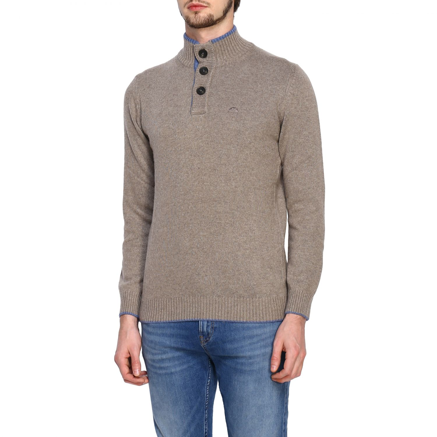 Pull homme North Sails beige 4