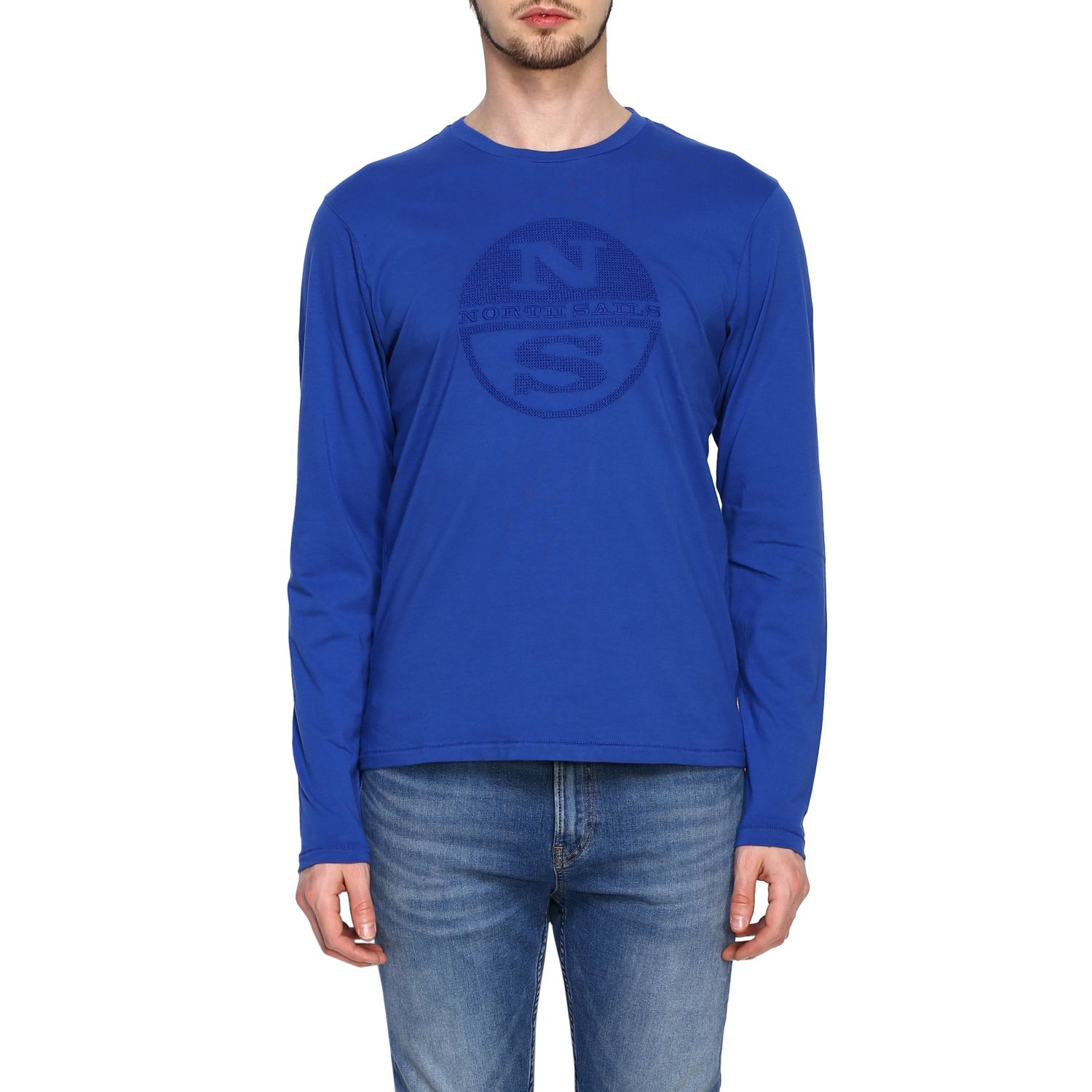 T-shirt homme North Sails bleu 1