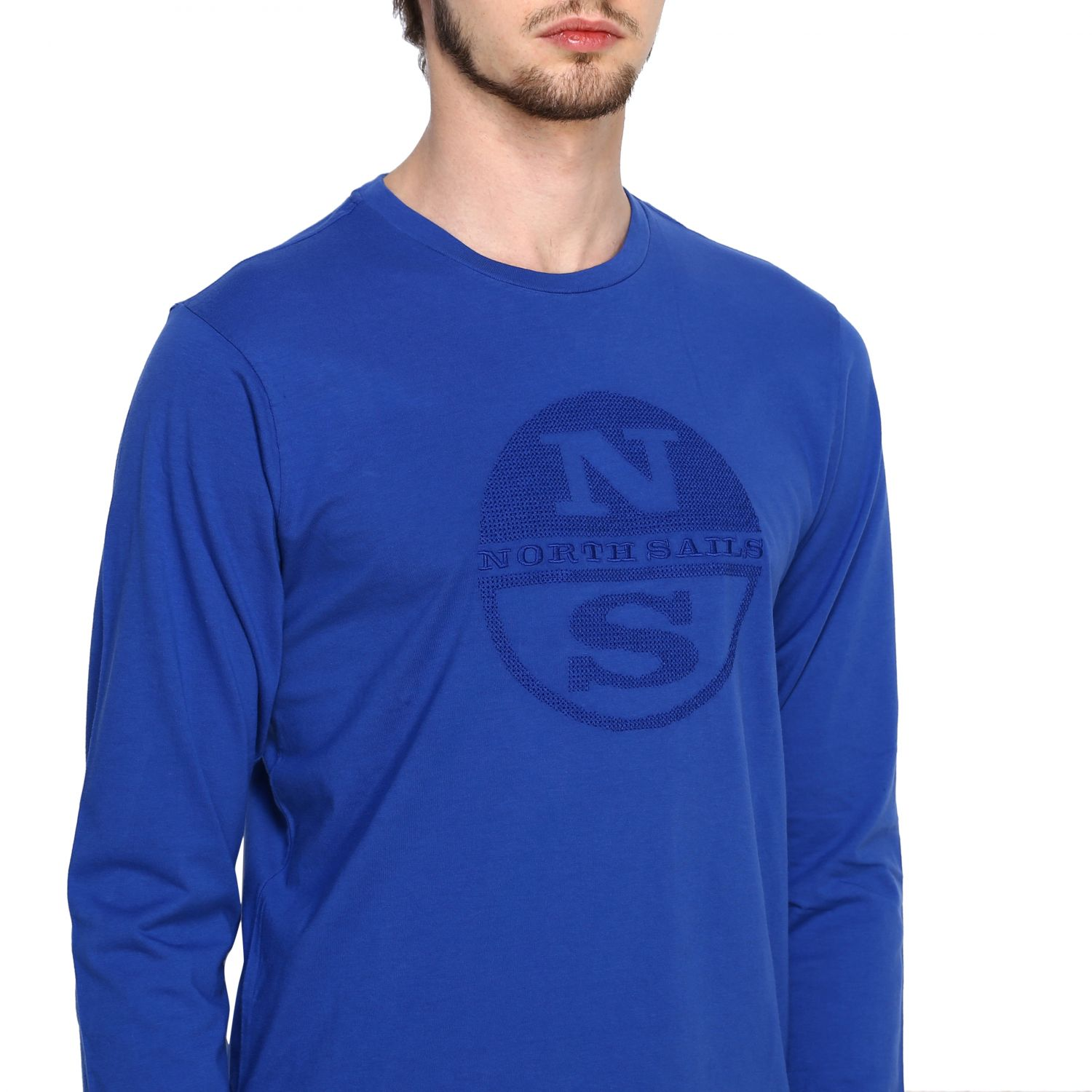 T-shirt homme North Sails bleu 5