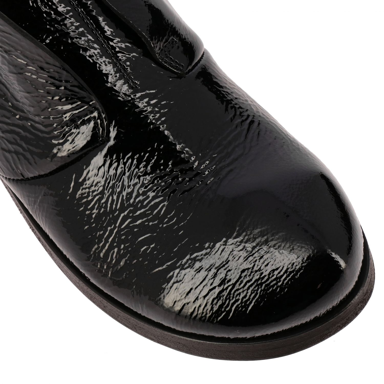 Scarpa Listello Marsell in pelle naturale nero 4