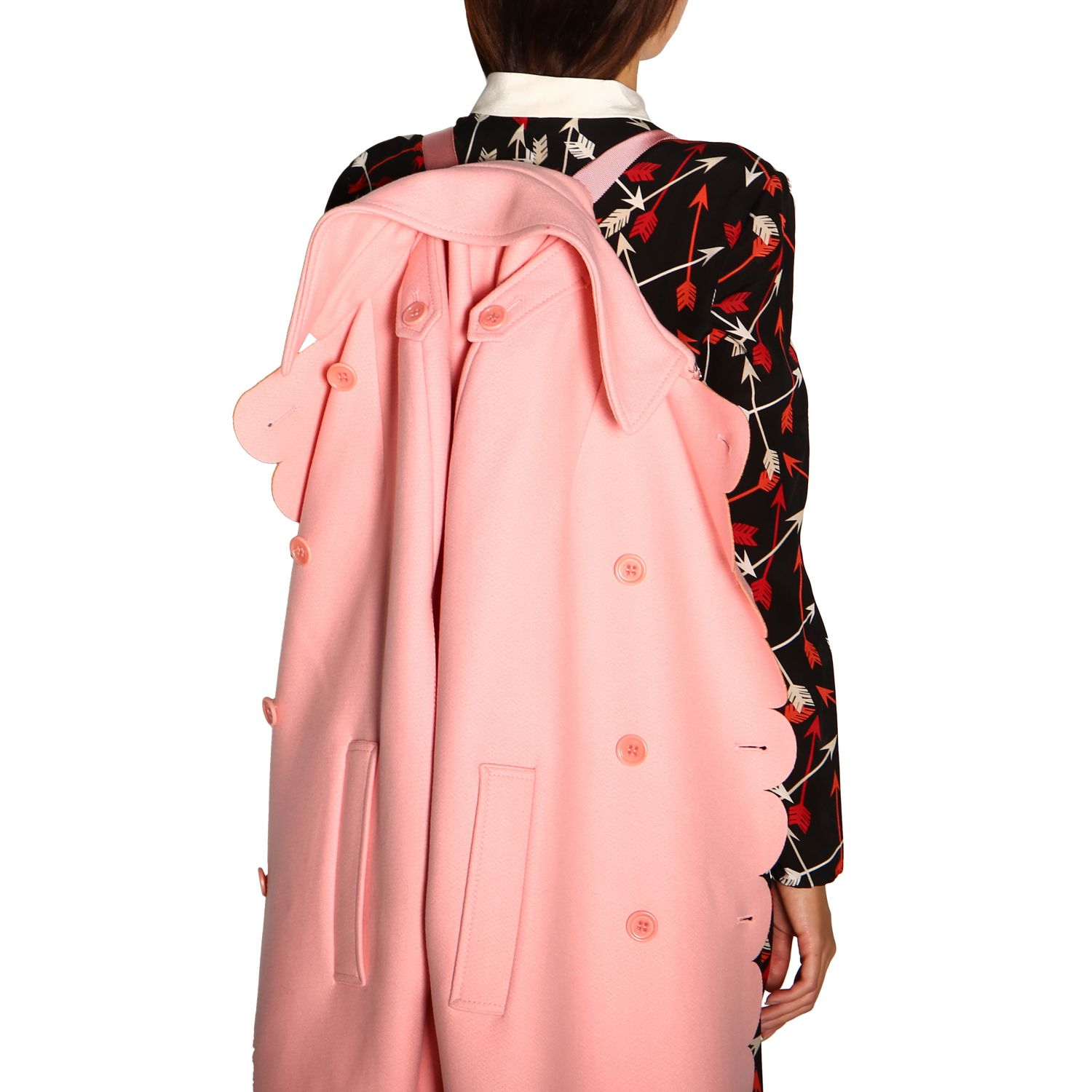 Cape women Red Valentino pink 6