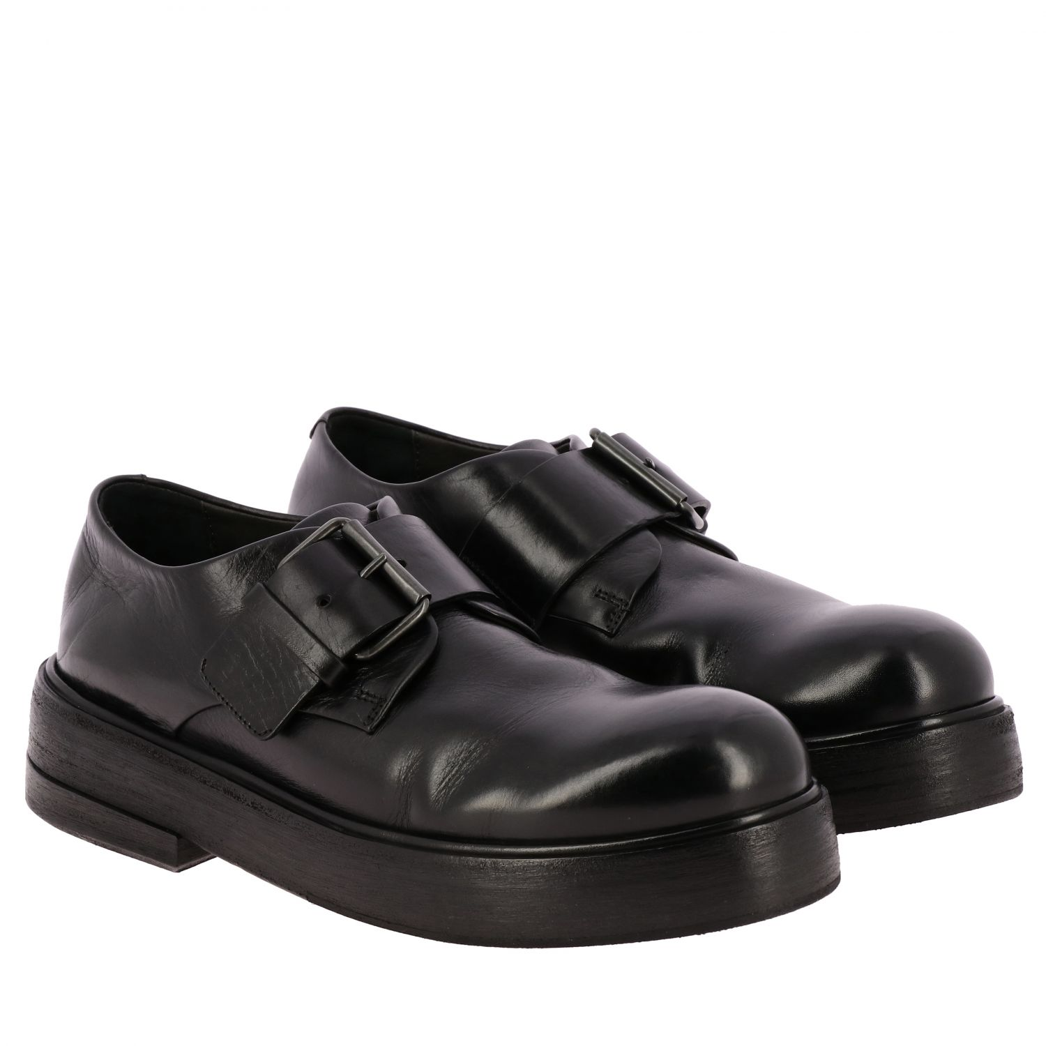 Shoes women Marsell black 2