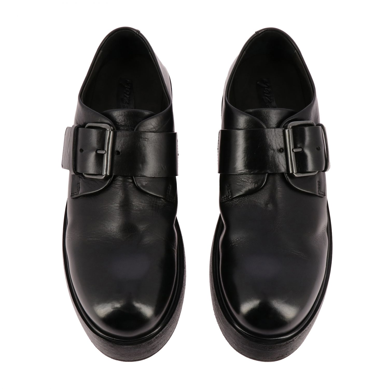Shoes women Marsell black 3