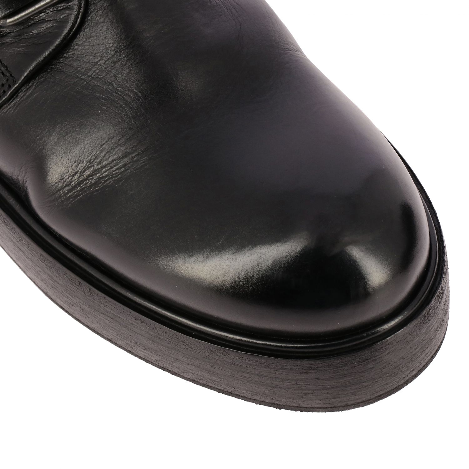 Shoes women Marsell black 4